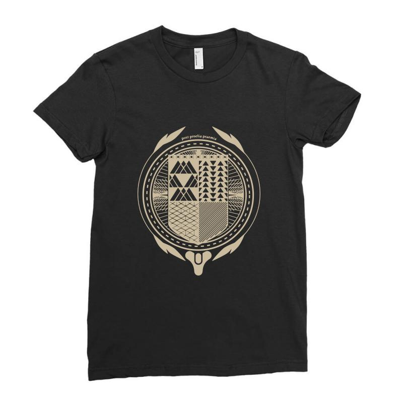 Guardians Ladies Fitted T-shirt | Artistshot