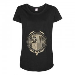 guardians Maternity Scoop Neck T-shirt | Artistshot