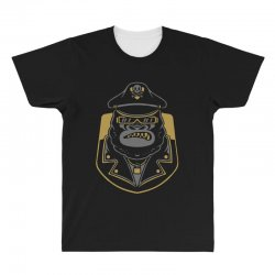 guardrilla gorilla All Over Men's T-shirt | Artistshot