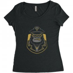 guardrilla gorilla Women's Triblend Scoop T-shirt | Artistshot