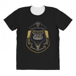 guardrilla gorilla All Over Women's T-shirt | Artistshot