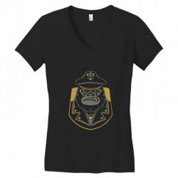 guardrilla gorilla Women's V-Neck T-Shirt | Artistshot