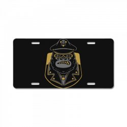 guardrilla gorilla License Plate | Artistshot