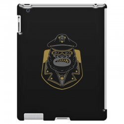 guardrilla gorilla iPad 3 and 4 Case | Artistshot