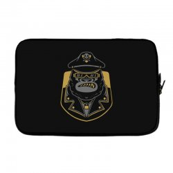 guardrilla gorilla Laptop sleeve | Artistshot