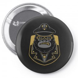 guardrilla gorilla Pin-back button | Artistshot