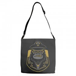 guardrilla gorilla Adjustable Strap Totes | Artistshot
