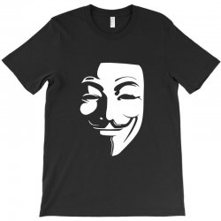 guy fawkes anonymous mask 2019 T-Shirt | Artistshot