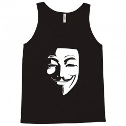 guy fawkes anonymous mask 2019 Tank Top | Artistshot