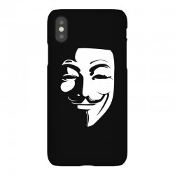 guy fawkes anonymous mask 2019 iPhoneX Case | Artistshot