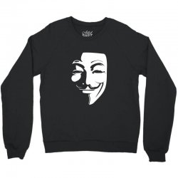 guy fawkes anonymous mask 2019 Crewneck Sweatshirt | Artistshot