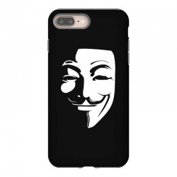 guy fawkes anonymous mask 2019 iPhone 8 Plus Case | Artistshot