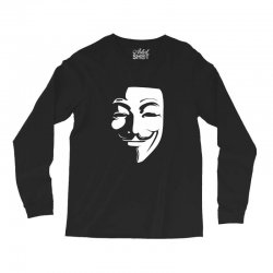 guy fawkes anonymous mask 2019 Long Sleeve Shirts | Artistshot