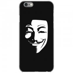guy fawkes anonymous mask 2019 iPhone 6/6s Case | Artistshot