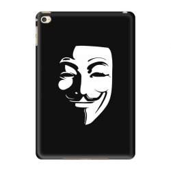 guy fawkes anonymous mask 2019 iPad Mini 4 Case | Artistshot