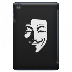 guy fawkes anonymous mask 2019 iPad Mini Case | Artistshot
