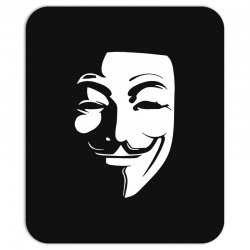 guy fawkes anonymous mask 2019 Mousepad | Artistshot