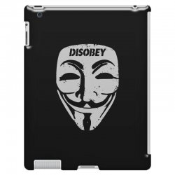 guy fawkes mask t shirt v for vendetta t shirt haker t shirt guy fawke iPad 3 and 4 Case | Artistshot