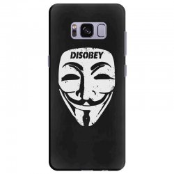 guy fawkes mask t shirt v for vendetta t shirt haker t shirt guy fawke Samsung Galaxy S8 Plus Case | Artistshot