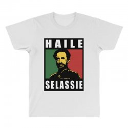 haile selassie emperor ethiopia rastafari All Over Men's T-shirt | Artistshot