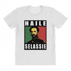 haile selassie emperor ethiopia rastafari All Over Women's T-shirt | Artistshot