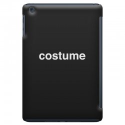 halloween costume iPad Mini Case | Artistshot