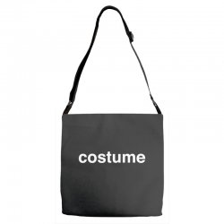 halloween costume Adjustable Strap Totes | Artistshot