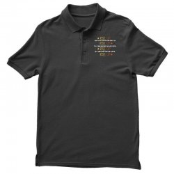 hamilton musical quote rise up Polo Shirt | Artistshot