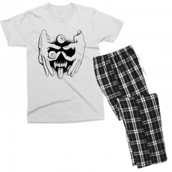hand face Men's T-shirt Pajama Set | Artistshot