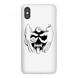 hand face iPhoneX Case | Artistshot