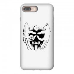 hand face iPhone 8 Plus Case | Artistshot