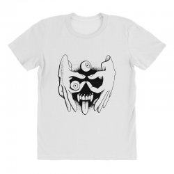 hand face All Over Women's T-shirt | Artistshot