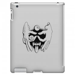 hand face iPad 3 and 4 Case | Artistshot