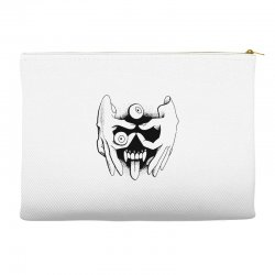 hand face Accessory Pouches | Artistshot