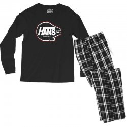 hans Men's Long Sleeve Pajama Set | Artistshot