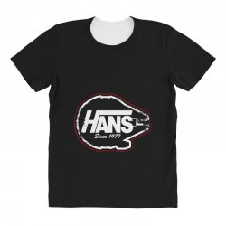 hans All Over Women's T-shirt | Artistshot
