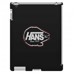 hans iPad 3 and 4 Case | Artistshot
