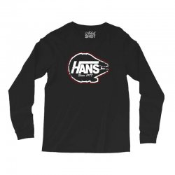 hans Long Sleeve Shirts | Artistshot