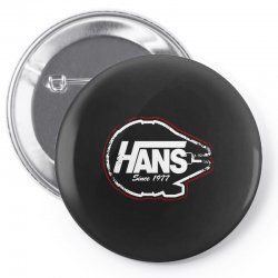 hans Pin-back button | Artistshot