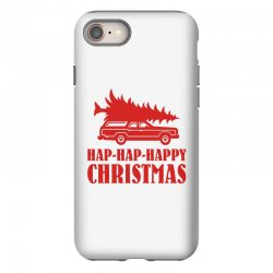 hap hap happy christmas iPhone 8 Case | Artistshot