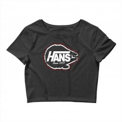 hans Crop Top | Artistshot