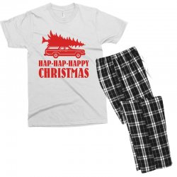 hap hap happy christmas Men's T-shirt Pajama Set | Artistshot
