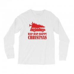 hap hap happy christmas Long Sleeve Shirts | Artistshot