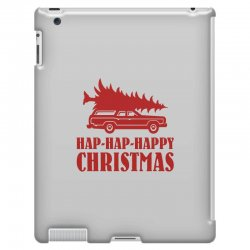 hap hap happy christmas iPad 3 and 4 Case | Artistshot