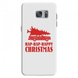 hap hap happy christmas Samsung Galaxy S7 Case | Artistshot