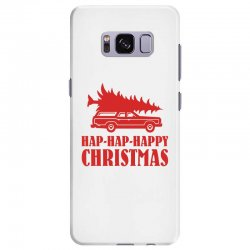 hap hap happy christmas Samsung Galaxy S8 Plus Case | Artistshot