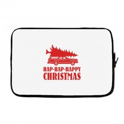 hap hap happy christmas Laptop sleeve | Artistshot