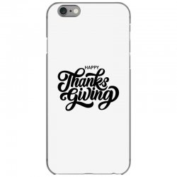 happy thanks giving iPhone 6/6s Case | Artistshot