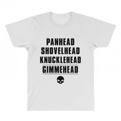 harley davidson t shirt gimmehead t shirt knucklehead engine All Over Men's T-shirt | Artistshot