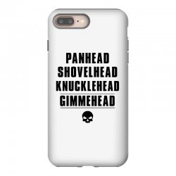 harley davidson t shirt gimmehead t shirt knucklehead engine iPhone 8 Plus Case | Artistshot